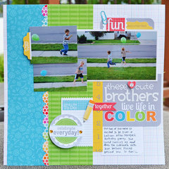 these cute brothers | doodlebug design