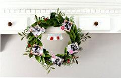 Holiday Memories Wreath