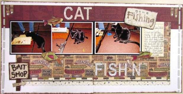 Cat Fish'n