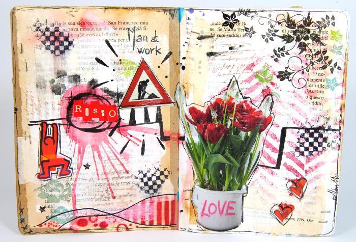 Sketchbook Project 2013