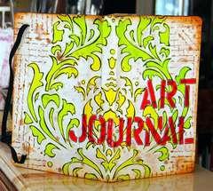 Cover Art Journal   *** SHIMMERZ***