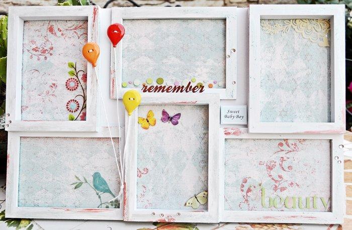 Multi-photo frame   ***SHIMMERZ***