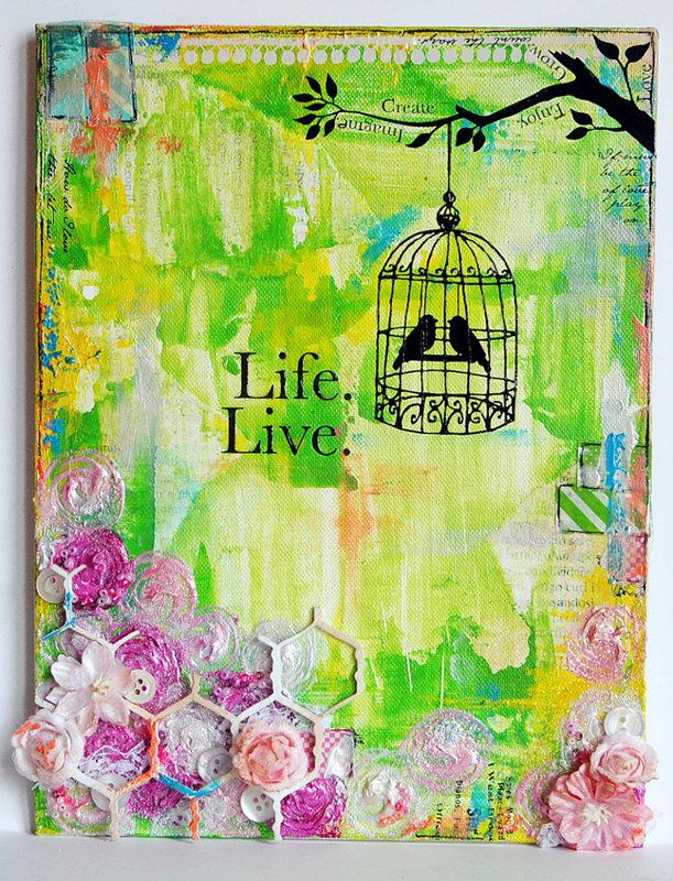 Life. Live.