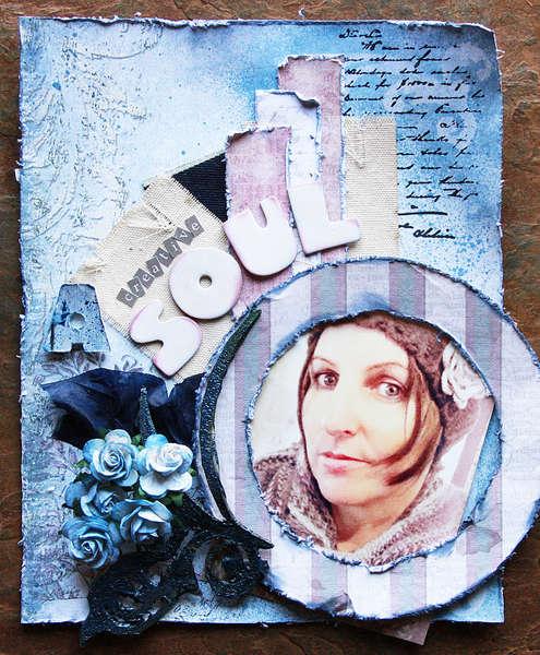 A Creative Soul ~Donna Salazar Designs~