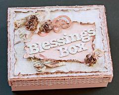 Blessings Box ~Donna Salazar Designs~