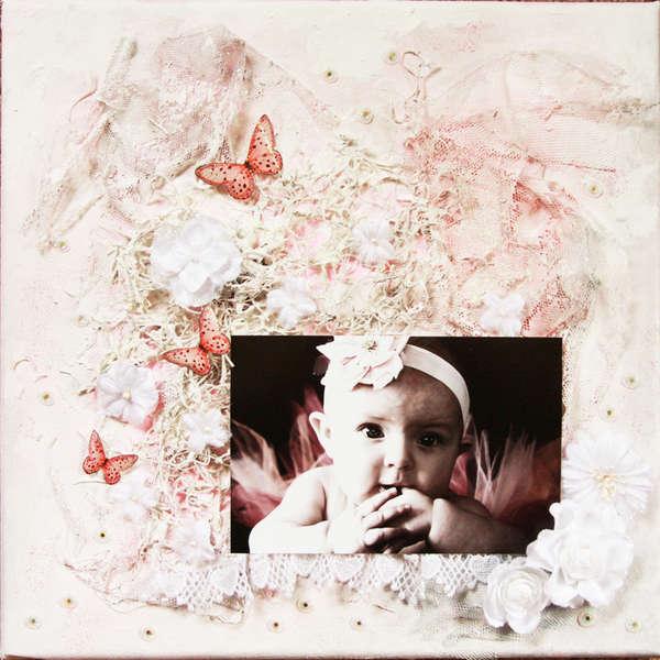 Baby Girl ~SOD & Punky Scraps~