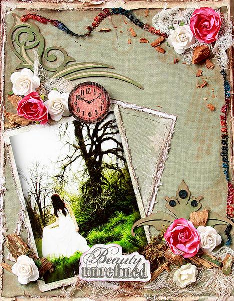 Beauty Unrefined ~Donna Salazar Designs~