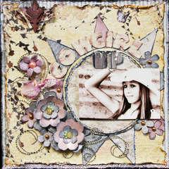 Cowgirl Up ~Donna Salazar Designs~