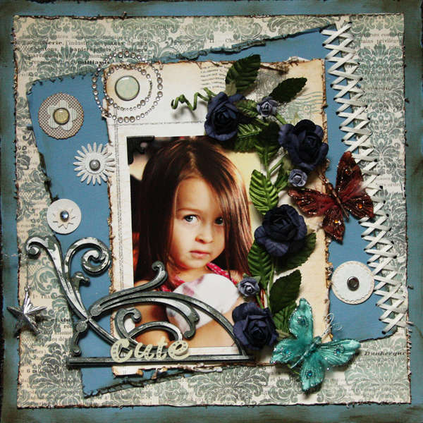 Cute ~Scraps of Darkness and Dusty Attic~