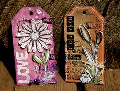 Tags ~Donna Salazar Designs~