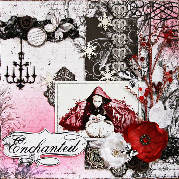 Enchanted ~Scraps of Darkness & Dusty Attic~