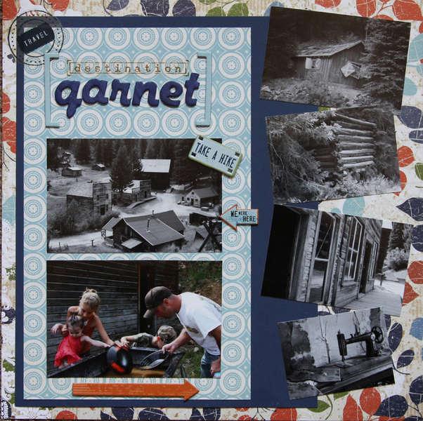 Garnet MT Ghost Town