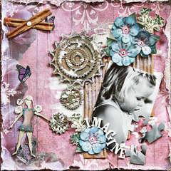 Imagine ~Donna Salazar Designs~