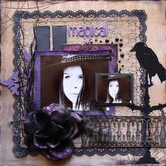 Magical ~Scraps of Darkness & Dusty Attic~