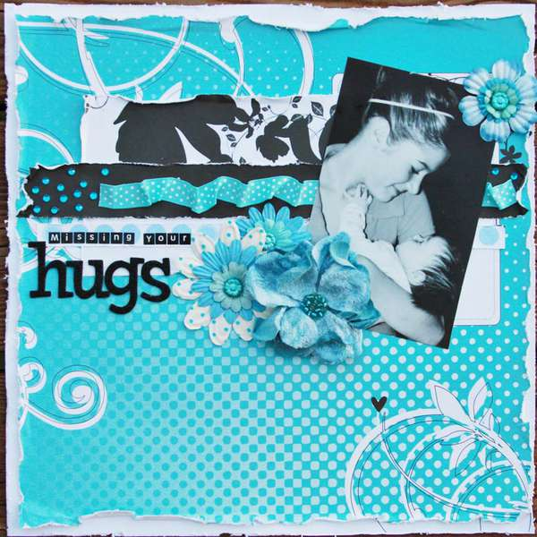 Missing Your Hugs ~S:CY & Urban Lily~