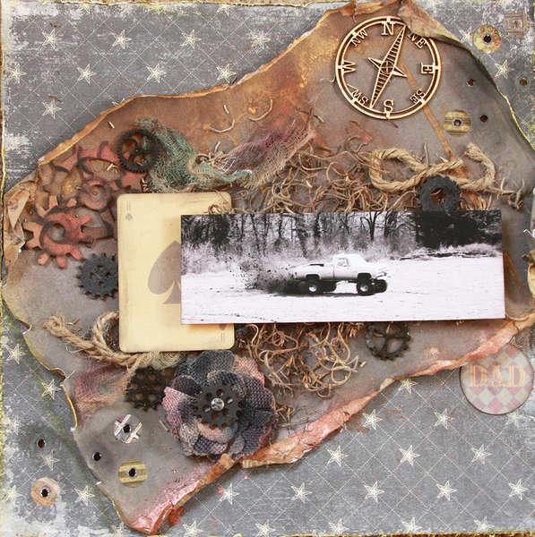 Mud Truck ~Scraps of Darkness~
