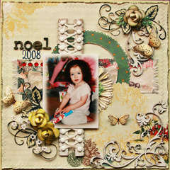 Noel 2008 ~Dusty Attic and Websters Pages~