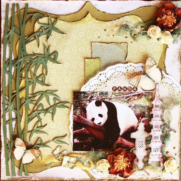 Panda ~Dusty Attic~