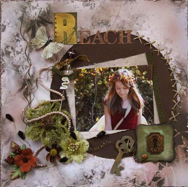Reach ~*~ Harlee Quinnz ~*~