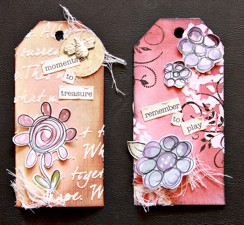 Tags ~Scraps of Darkness~