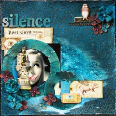 Silence ~Scraps of Darkness~