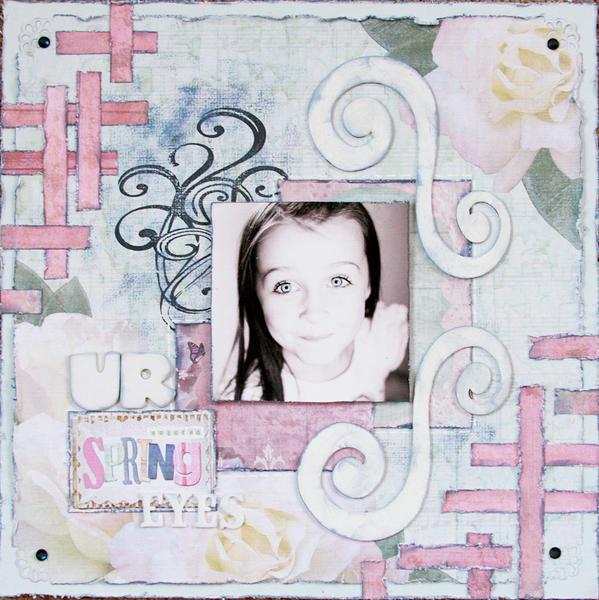 UR Spring Colored Eyes ~Donna Salazar Designs~