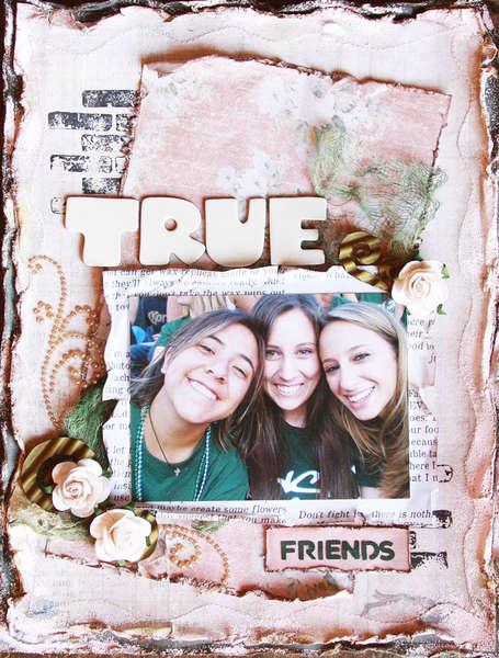 True Friends ~Donna Salazar Designs~