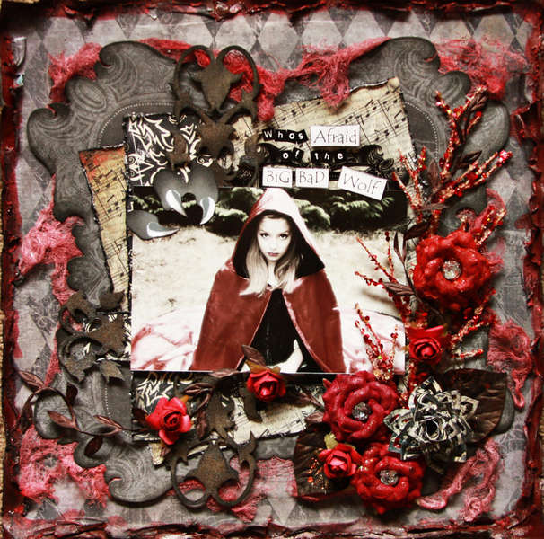 Who's Afraid... ~Scraps of Darkness & Dusty Attic~