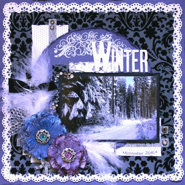 Winter 2010 ~Scraps of Darkness~