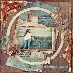 Natural Beauty ~Donna Salazar Designs~
