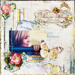Sunshine Girl ~Scraps of Elegance~