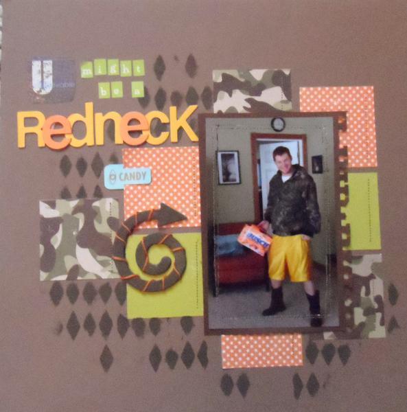 U might be a Redneck