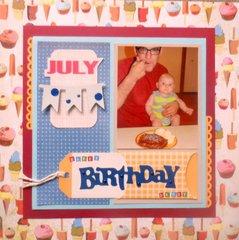 Happy birthday Daddy