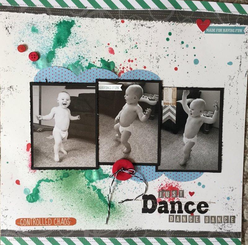 Just Dance dance dance