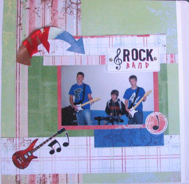 RockBand Xmas 2008