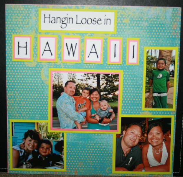 Hangin Loose in Hawaii (1)