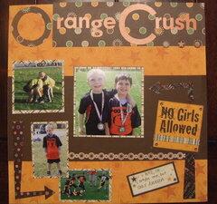 Orange Crush (Left)