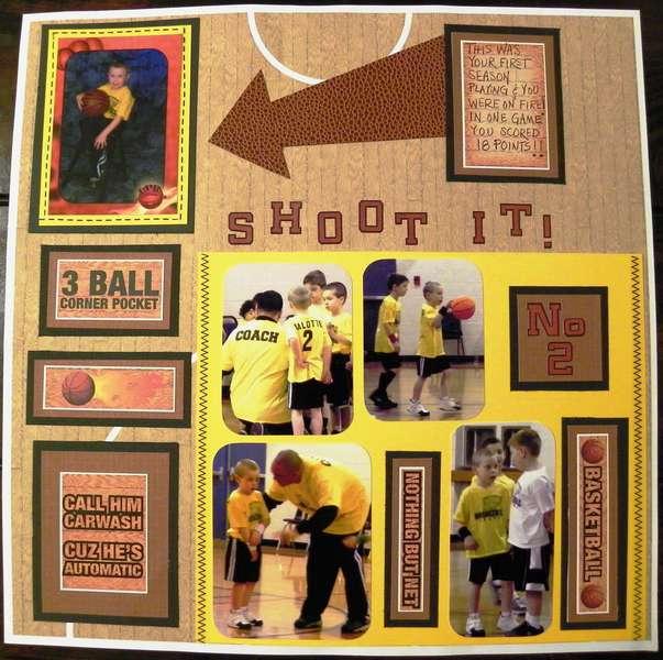 Bitty Basketball - Winter 09/10