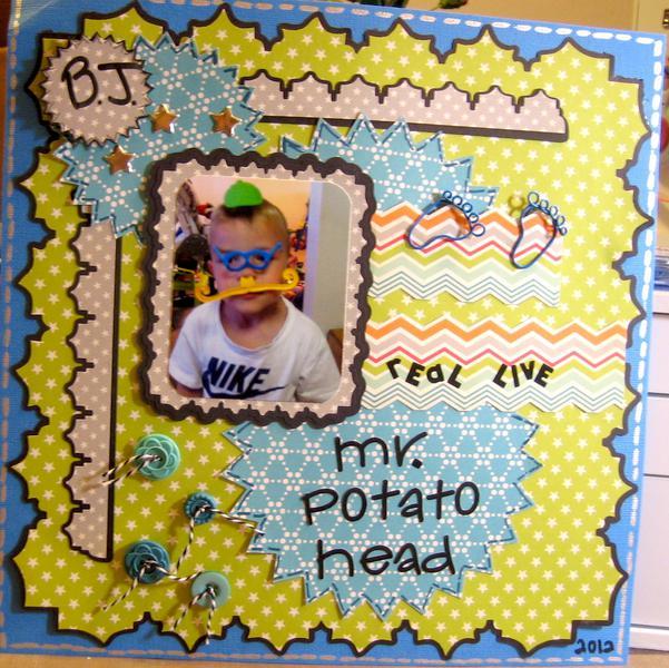 real live mr. potato head