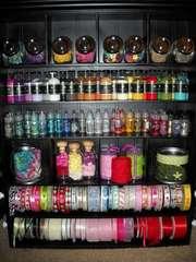 My Making Memories Shelf