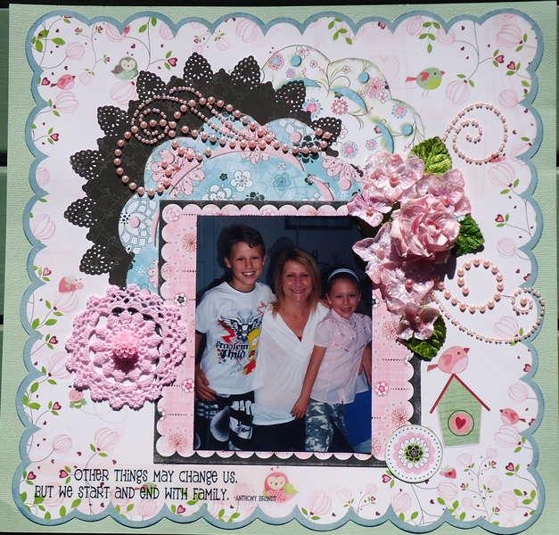 Mum and Us