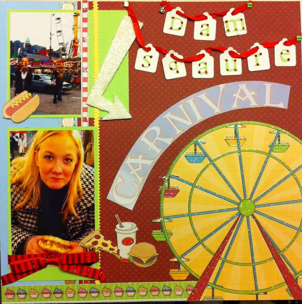 Dam Square Carnival