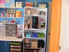 My new Birthday shelf