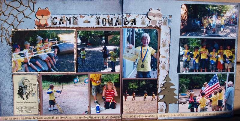 Camp Towaba
