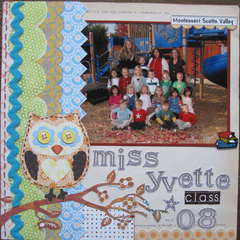 Miss Yvette's Class 2008