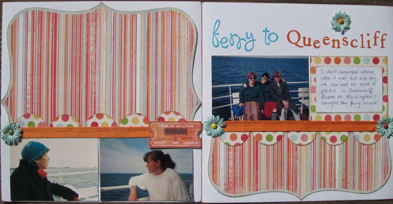 ferry to Queenscliff