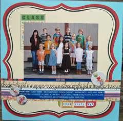 !st Grade Class Photo 2006