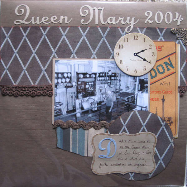 Queen Mary 2004