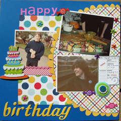 Happy Birthday Lawrence