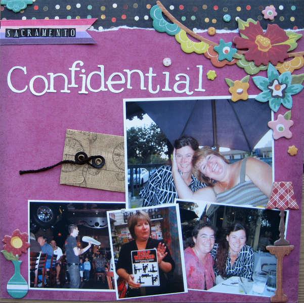 Sacramento Confidential